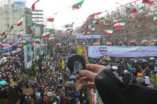 راهپیمایی 22 بهمن -2